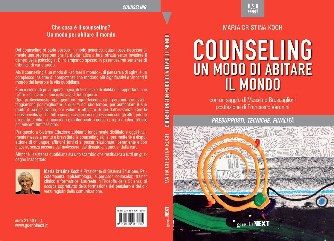 Libro di counseling di Maria Cristina Koch